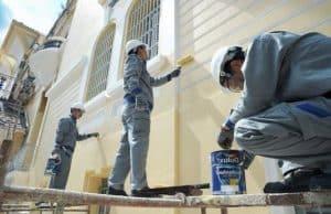 Những Yêu Cầu Cần Có Của Thợ Sơn Tường Chuyên Nghiệp