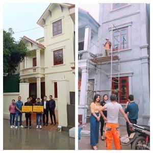 Tìm thợ sơn nhà tại quận Cầu Giấy uy tín chất lượng