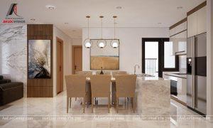 5 Ý tưởng thiết kế nội thất chung cư đẹp, hiện đại 2020