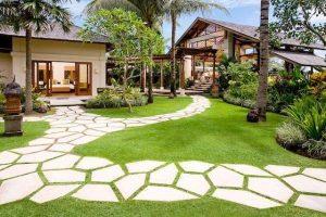 Bí quyết lựa chọn cỏ sân vườn bền đẹp, tạo điểm nhấn cho cảnh quan ngôi nhà