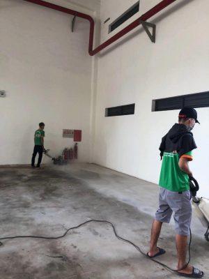 Đánh giá dịch vụ vệ sinh công nghiệp Thiên Bình