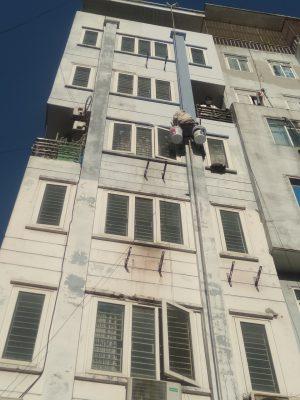Dịch vụ sơn nhà cũ tập thể mới nhất tại Hà Nội 2021