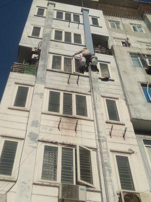 Dịch Vụ Thuê Thợ Sơn Nhà Chuyên Nghiệp Tại Hà Nội