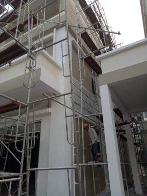 Quy trình sơn nhà mới tại Hà Nội mới nhất 2021
