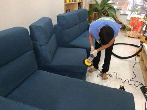 Dịch vụ giặt ghế sofa tại Quận 7 HCM