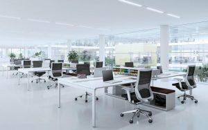 Những mẫu thiết kế nội thất văn phòng 2022 đẹp tinh tế