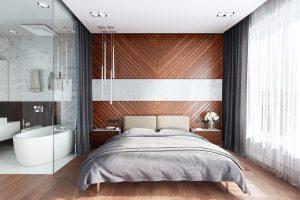 Thiết kế nội thất phòng ngủ đẹp sang trọng nhất 2022