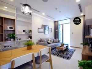 Thiết kế nội thất chung cư 2022 sang trọng độc đáo, ấn tượng