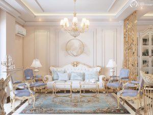 Mẫu thiết kế nội thất 2022 sang trọng hiện đại mà tinh tế