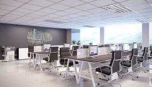 Những mẫu thiết kế nội thất văn phòng 2022 đẹp nhất